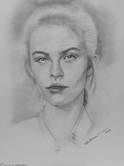 Bridget Satterlee by Bobchew